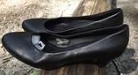 Классические туфли на маленьком каблучке Anniе 38 размер, фото №8