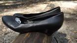 Классические туфли на маленьком каблучке Anniе 38 размер, фото №9