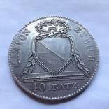 Швейцария кантон Цюрих 1813г