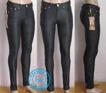 Стрейчевые штаны джегинсы 26 размер, фото №6