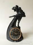 """Чугунные Часы """" Балет """"."""