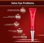 Крем для кожи вокруг глаз caicui с экстрактом граната и гиалуроновой кислотой photo 2