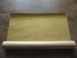 Термокалька золота (рулон-3.0.х 0.42м.)№4. photo 2