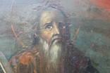 Икона Св.Пророк Илия, 1770 г. photo 6