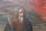 Икона Св.Пророк Илия, 1770 г. photo 10