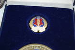 Знак и медаль. 180 лет со дня основания Пробирного дела в Украине, фото №5