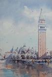 """Картина """"Венеция.  Собор св. Марка"""". Микитенко Виктор, фото №2"""