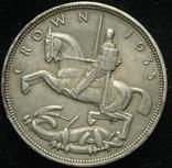 Великобритания крона 1935 Unc