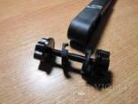 Крепежный винт 6 мм с гайкой и уплотнительными резинками (Minelab, X-terra 705 и др)