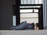 Мужские Кроссовки MiLord Черные 10040, размер 41.
