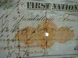 США чек 1875 год на 16,52$ photo 6