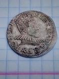 Трояк Zygmunt III Waza 1590 photo 1