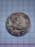 Трояк Zygmunt III Waza 1590 photo 2