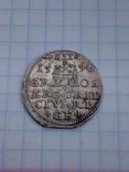 Трояк Zygmunt III Waza 1590 photo 4