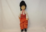 Кукла в национальном наряде, фото №2