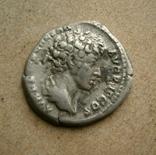 Денарий М.Аврелий цезарь photo 3