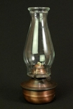 Керосиновая лампа. Винтаж. Европа. (0024) photo 2