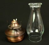 Керосиновая лампа. Винтаж. Европа. (0024) photo 4