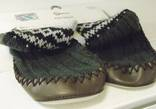 Bross Тапочки шерстяные Турция 6-8 лет 26-27 размер