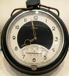 Маяк с градусником и барометром начало 60 годов