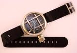 Часы наручные водолазные ВМФ СССР 24 часовые, рабочие photo 2