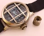 Часы наручные водолазные ВМФ СССР 24 часовые, рабочие photo 3