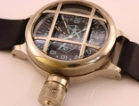 Часы наручные водолазные ВМФ СССР 24 часовые, рабочие photo 6