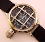 Часы наручные водолазные ВМФ СССР 24 часовые, рабочие photo 7