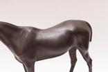 Лошадь Заводская , Куса 1954 год, 42 см. photo 3