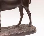 Лошадь Заводская , Куса 1954 год, 42 см. photo 5