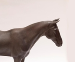 Лошадь Заводская , Куса 1954 год, 42 см. photo 7