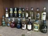 Отличный набор миниатюр виски для коллекции оптом