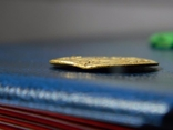 Золотой ауреус имп. Проба (276-282г) photo 3