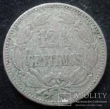 Венесуэла 12 1\2 сентимос 1896