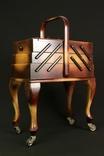 Винтажный ящик для шитья и рукоделия. Европа. (0054)