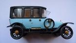 Руссо-Балт С24/40 лимузин-берлин А37 №5 (моторный)