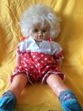 Кукла Надя постсоветского периода 70г.