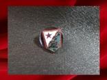 ДСО Жальгирис, СССР, винт, закрутка, малый размер, тяжелый металл.