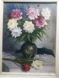 Натюрморт. Рекуненко И.Е. 1992 год., фото №2