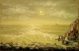 Морская лазурь.автор Величко(Ушакова)