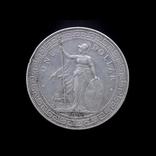 Торговый Доллар 1900, Великобритания