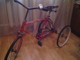 Детский трех колесный велосипед ДКВ-2