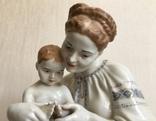 """Мама с ребенком """"Ладушки"""" Ольга Рапай photo 6"""