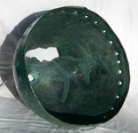 Шолом бронзовий 9-7 століття до н.е. photo 8