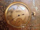 Часы карманные хронограф