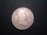 8 реалов 1813г (серебро)