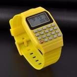 Электронные часы + Калькулятор для школы Новые