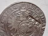 Ефимок-Богемия, Фердинанд II.1624г. ,Пражский монетный двор photo 2