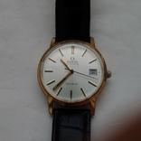 Часы Omega Automatic Genève позолота