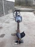 Металічний підлокотник хенд-мейд,для Explorer CE,E-Trac.